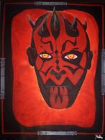 Darth Maul by SithMasterJosh