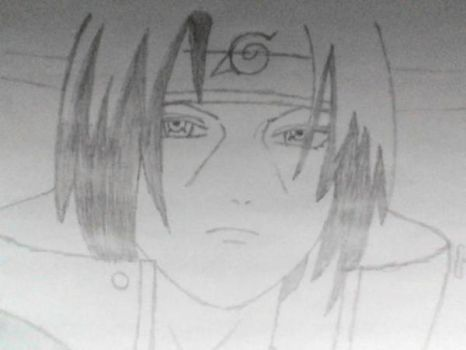 Itachi by narutoandgaaralover1