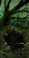 Artoi cave by Nordheimer