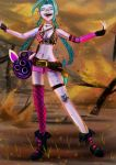 Jinx the Loose Cannon by Tambergal