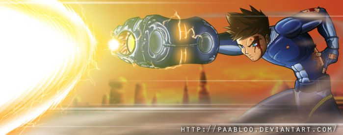 Rockman: The war never finish... by PAabloO