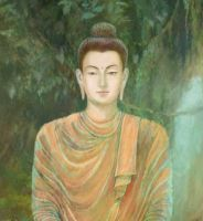 Lord Buddha by a-thammasak