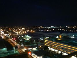 My View. At Night. by The--Mad--Russian