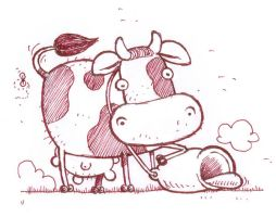 another cow.. by alisadi