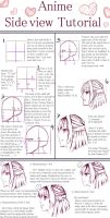 Side View Tutorial by kofuyu