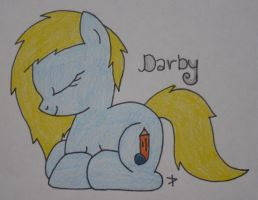 Gift: Darby!!! by TopazBeats