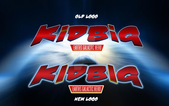 KIDBIG NEW LOGO by CHOZENONE01