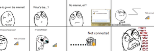 Rage Comic No. 1 by dylrocks95