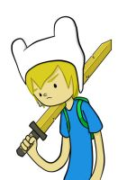 Finn The Human by campros