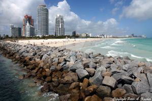 Miami Beach by peterkopher