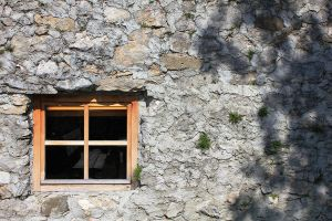 window in stone by 1510