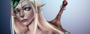 Elf by Alex-Asakura