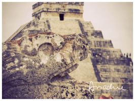 Chichen Itza 3 by Alkhumeia
