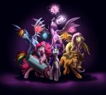 Guardians of Harmony by MingRaine