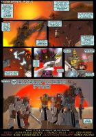 The Magnificent Five by Transformers-Mosaic