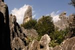 Stone Forest, Kunming, China 4 by wildplaces