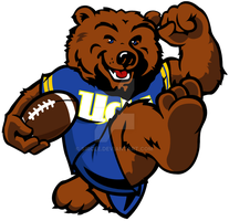 UCLA Bruins Football by sircle