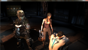 DEAD Space 2 by AdictedKid