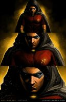 Boy Wonder - Details by PhotoshopIsMyKung-Fu