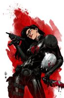 Baroness cover color by nelsondaniel