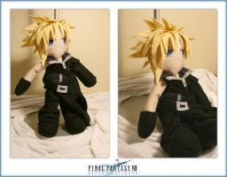 "15""Standard-AC- Cloud Strife by pheleon"