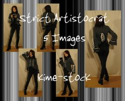 Strict Aristocrat 2 by kime-stock
