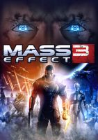 MASS EFFECT 3 Custom cover by Ellunare
