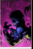 Night Crawler by Marc Silvestri by musikalora