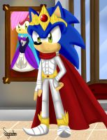 King Sonic by YisselM22