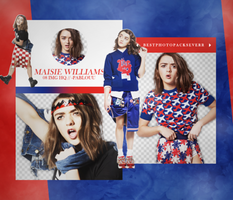 Pack Png 2364 - Maisie Williams. by xbestphotopackseverr