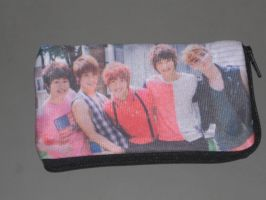 My SHINee mobile casecover by HellSiNLordZ