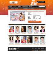 Dating and Love Design 4Sale by BAS-design