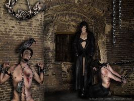 My love is vengeance... by slipandslidesuicide