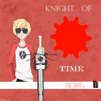 Dave Strider Loading Screen by memeavatar
