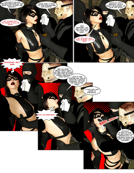 Fightgirl vs the Black Terror Gang - Page 8 by fightgirl2004