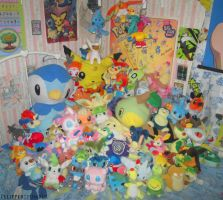PokePlush Collection by Spufflez