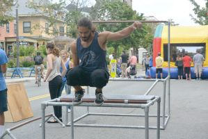Summer Days Street Fair,Brave the Pole Balancing6 by Miss-Tbones