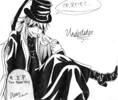 Undertaker by yorunonaka7929