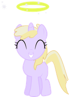 Little Angel Dinky Hooves by Creshosk