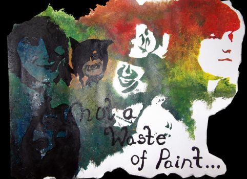 Not A Waste of Paint by Anarchion