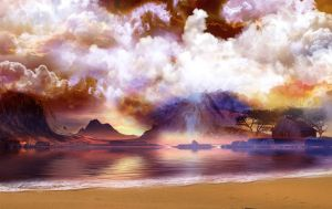 Premade Background 41 by lifeblue