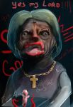 binding of isaac MOTHER by DClayne