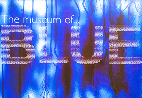 The Museum Of... BLUE by BBLegend