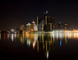 Detroit Michigan by DocZ65