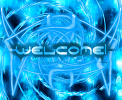 Welcome banner by VaLkyR-Anubis