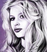 Brigitte Bardot by Eaglecaste by Eaglecaste