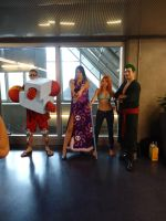 One Piece Cosplay by Sinta54