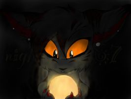 A light in the darkness by CookieFennec