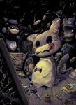 Under Pikachu's Shadow by Hugo-H2P