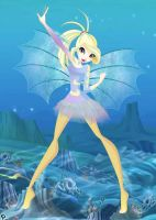 Clarice Sirenix by Squirrel-Tail